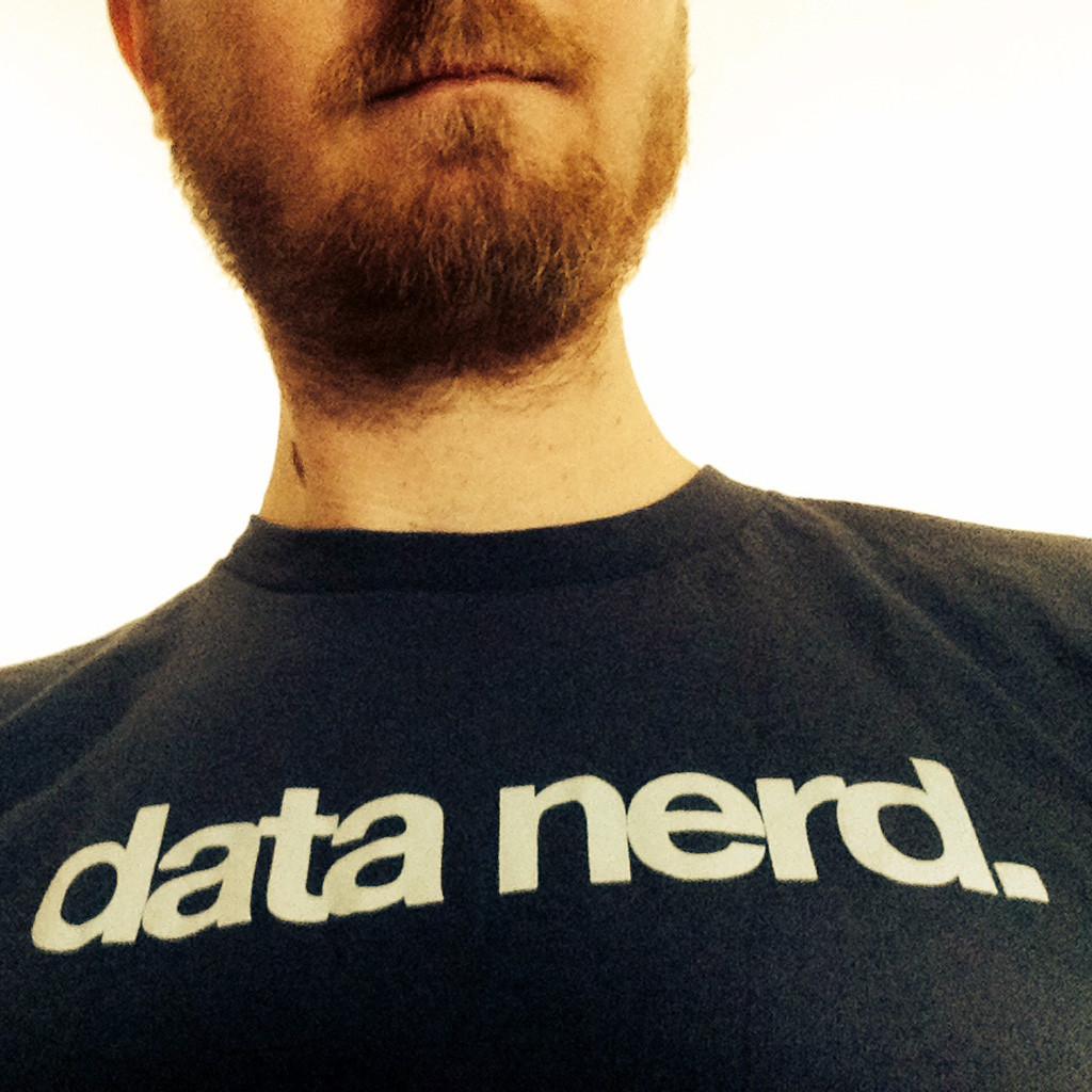 Data Nerd.